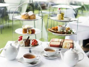 Afternoon Tea at Quy Mill